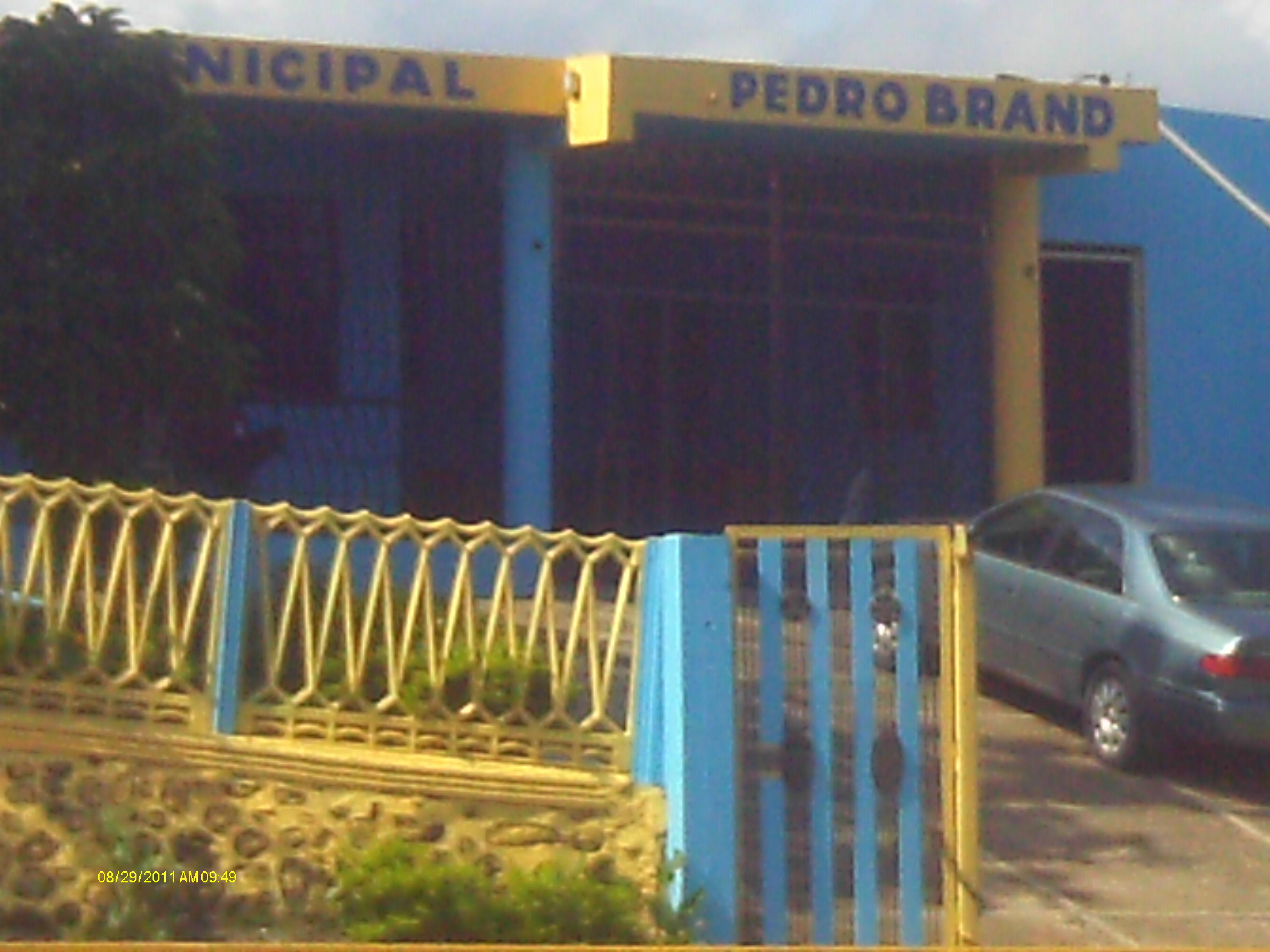 Resultado de imagen para sede de la Alcaldia de Pedro Brand