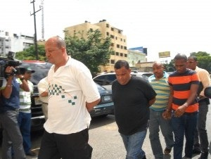 PRESOS POLICIAS MUNICIPAL DE PEDRO BRAND