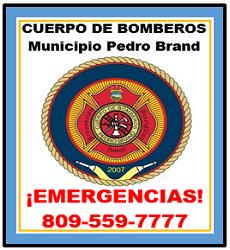 BOMBEROS DE PEDRO BRAND