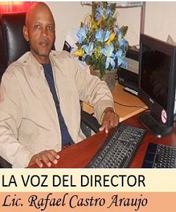 LA VOZ DEL DIRECTOR