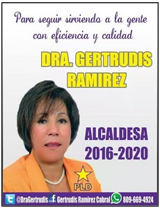 PUBLICIDAD GERTRUDIS RAMIREZ