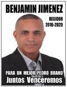 BENJAMIN JIMENEZ BANNER PUBLICITARIO.