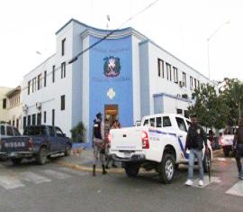 Resultado de imagen para Policia en San Cristobal