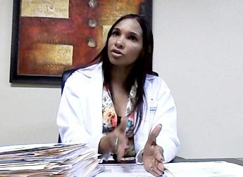 Image result for doctora Marlene Valentín Ramírez, directora del Hospital Rodolfo de la Cruz Lora