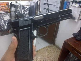 Rd aumentar controles para el acceso a armas de fuego for Porte y tenencia de armas de fuego en republica dominicana